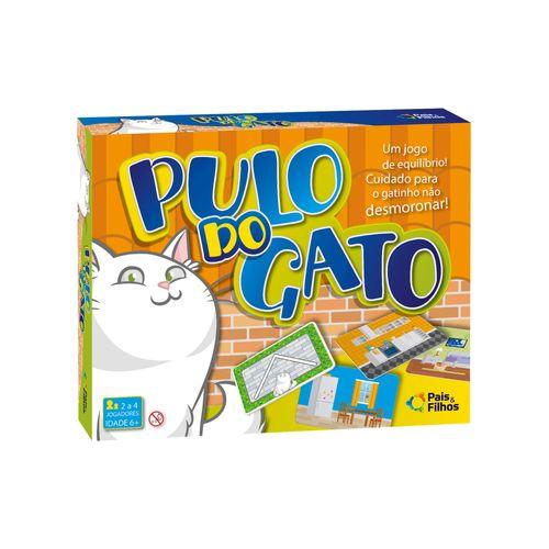 Jogo de Cartas Pulo do Gato