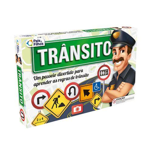 Jogo de Tabuleiro Transito