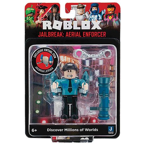 Roblox  Jailbreak: Aerial Enforcer - Sunny