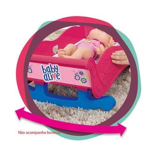 Baby Alive Bercinho Hasbro - 2132 - Cotiplas