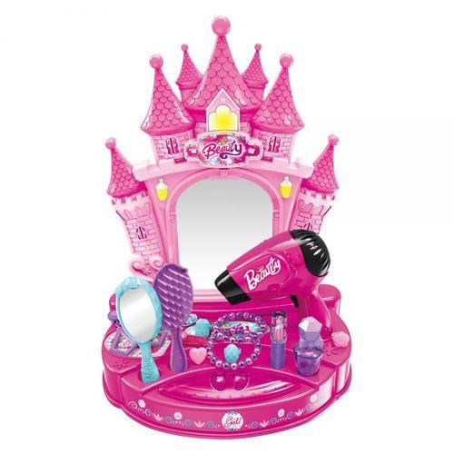 Penteadeira de Brinquedo da Linda Princesa 5760/5761 - DM Toys