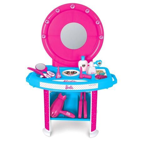 Camarim da Barbie com acessórios de beleza - 2470 - Cotiplás