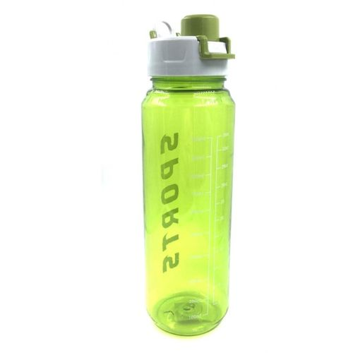 Garrafinha Squeeze de Plástico com Tampa Sports 1 Litro