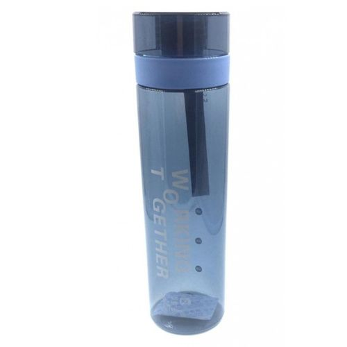 Garrafinha Squeeze de Plástico com Tampa 650 ML