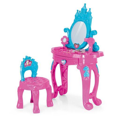 Penteadeira Encantada Princesas - PVC - 3117 - Xplast