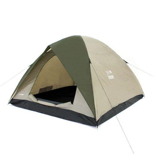 Barraca Camping Araguaia Alta Premium com Cobertura Para 5 Pessoas - Bel Fix