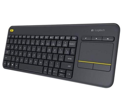 Teclado Logitech K400 Wireless Plus Com Touchpad, 920-007125