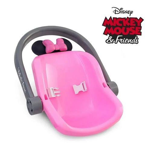 Bebê Conforto Para Bonecas - Minnie Mouse - Roma