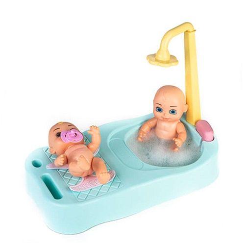 Banheira do Bebê Surpresa Estrela +3M