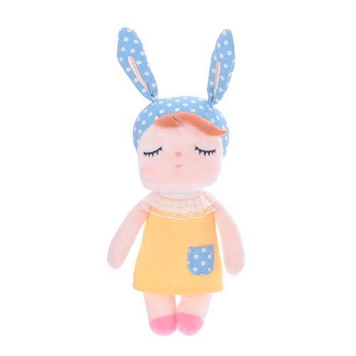 Mini Doll Metoo Bup Baby Angela Classica Amarela 20cm 2071