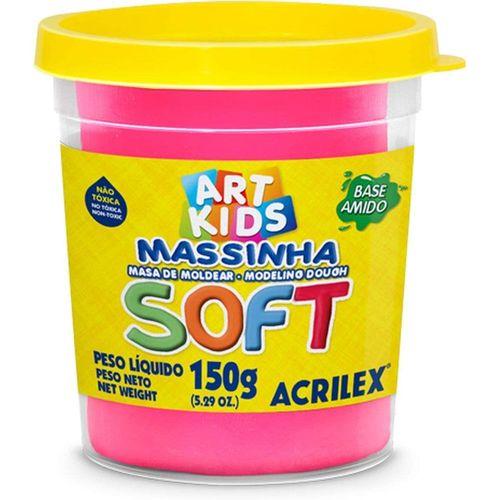Massa para Modelar Soft Maravilha Acrilex - Pote com 150g-151882