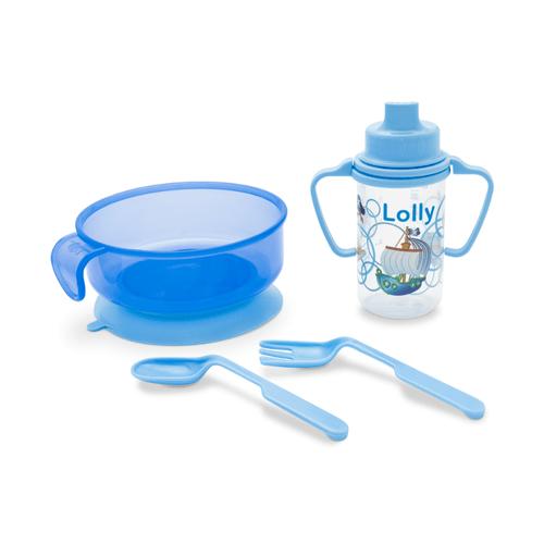 Kit alimentação Lolly 4pçs 7131A