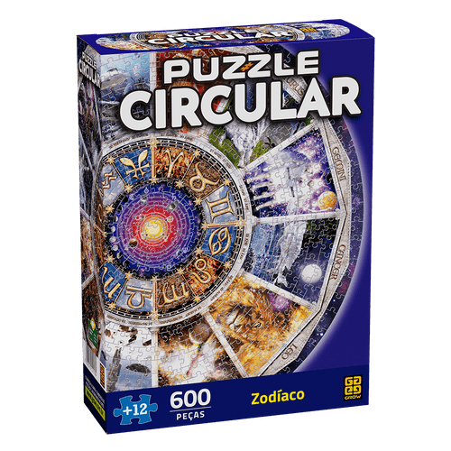 Puzzle 600 peças Zodíaco