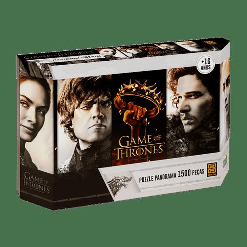 Puzzle 1500 peças Panorama Game of Thrones