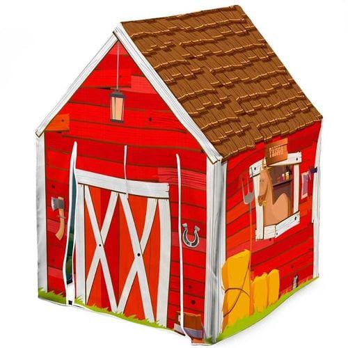 Barraca Minha Fazenda - Brincadeira De Criança