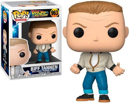 Funko Pop De Volta Para o Futuro Biff Tannen 963