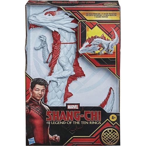 Boneco Shang-Chi And The Legend of Ten Rings - Dragão o Grande protetor