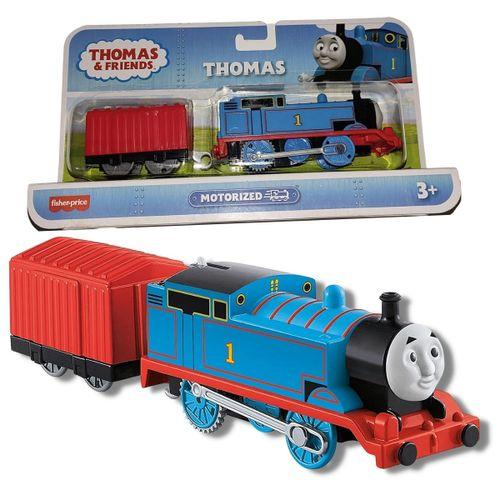 Thomas e Seus Amigos - Trenzinho Thomas Motorizado - Mattel