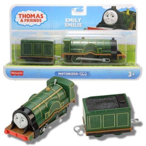Thomas e Seus Amigos - Emily Trenzinho Motorizado - Mattel