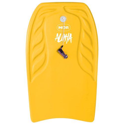 Prancha Bodyboard 87cm x 47cm - Amarelo