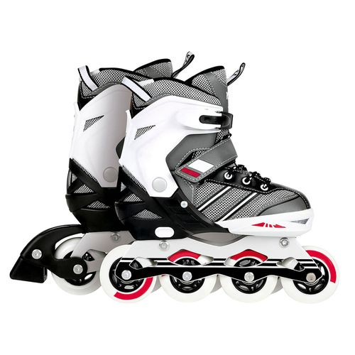 Roller Pro Cinza Tamanho M 34-37