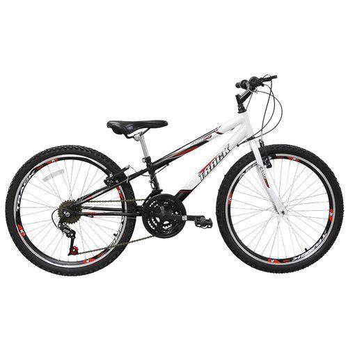 Bicicleta - Aro 24 - Axess - Unissex - Tk3-Track - Preto