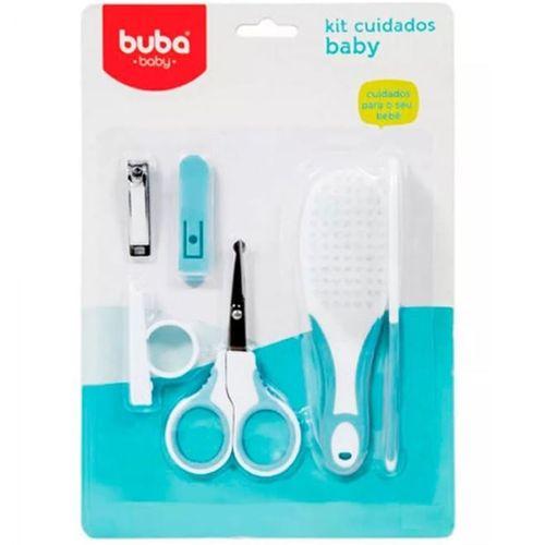 Kit de Cuidados do Bebê Azul - Buba