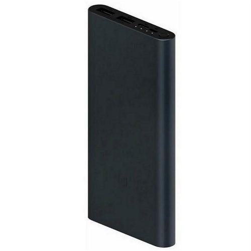 Carregador portatil Xiaomi USB Mi Power Bank 3 PLM13ZM 10000mah