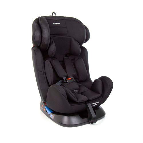 Cadeira para Auto - Voyage - Legacy - De 0 a 36 Kg - Preta