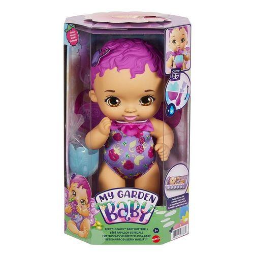 Boneca My Garden Baby Borboleta Frutinhas Comilonas - BEBE BORLETA CABELO LILAS