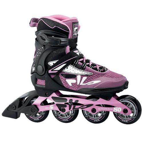 Patins Fila Skates Inline Legacy Pro 80 Lady Abec 5