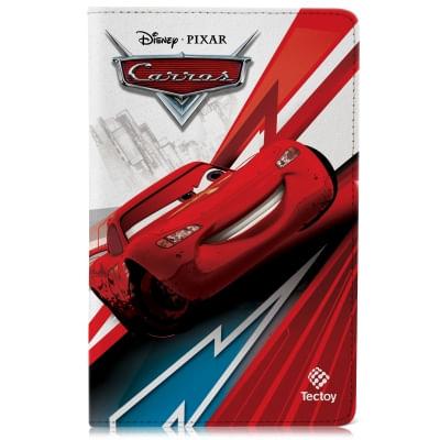 Capa protetora para Magic Tablet - Disney Cars - TecToy