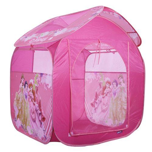 Barraca Casa Portátil - Princesas Disney - Zippy Toys