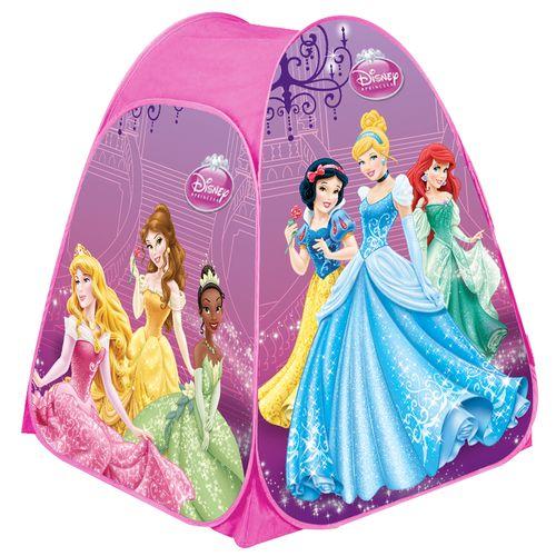 Barraca Portátil - Princesas Disney - Zippy Toys