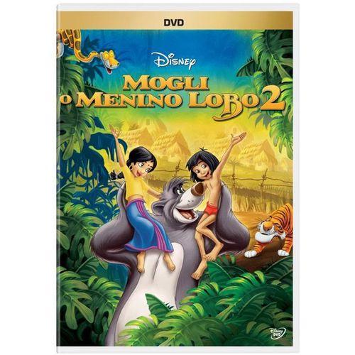 DVD - Mogli O Menino Lobo 2
