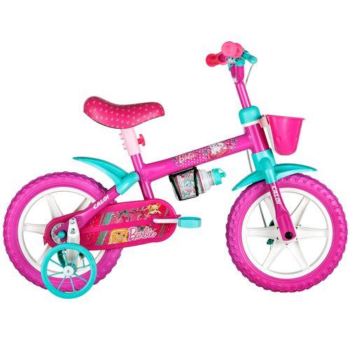 Bicicleta Aro 12 - Barbie - Caloi