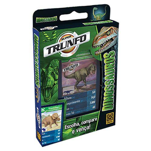 Super Trunfo - Dinossauros - Grow