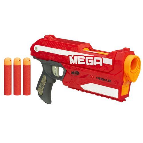 Lançador Nerf N-Strike Elite - Mega Magnus - Hasbro
