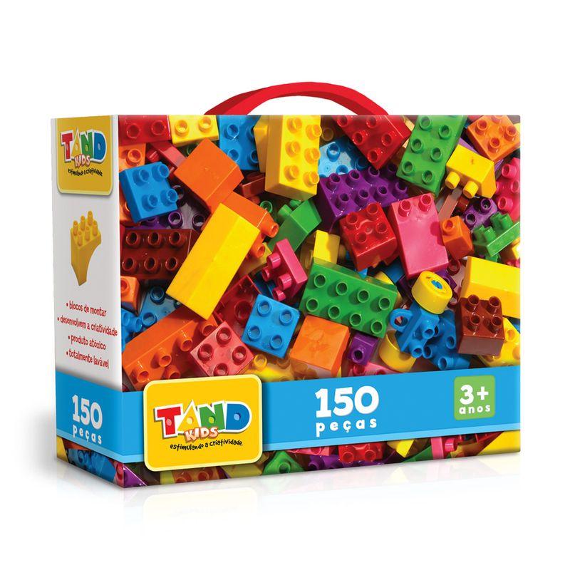 Maleta-Bloco-de-Montar-Tand-Kids---150-Pecas---Toyster
