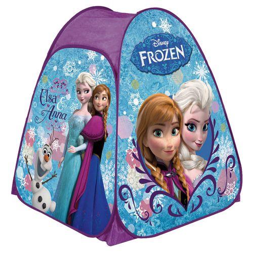 Barraca Infantil Portátil - Disney Frozen - Zippy Toys