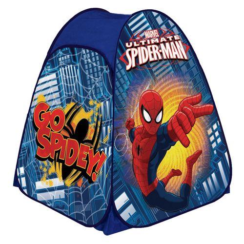 Barraca Infantil Portátil - Marvel Spider Man - Zippy Toys