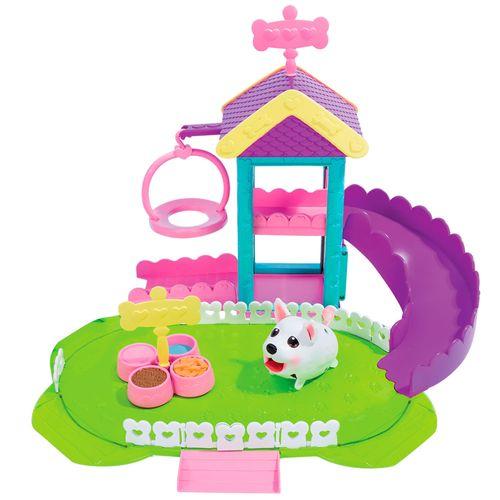 Playset Deluxe - Au-Au Pets - Parquinho - Pomeranian - Multikids