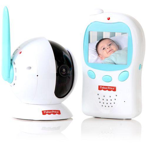 Babá Eletrônica Digital - Baby View - Com Câmera - Fisher-Price