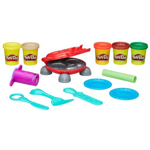 Massa de Modelar Play-Doh - Festa do Hambúrger - Hasbro