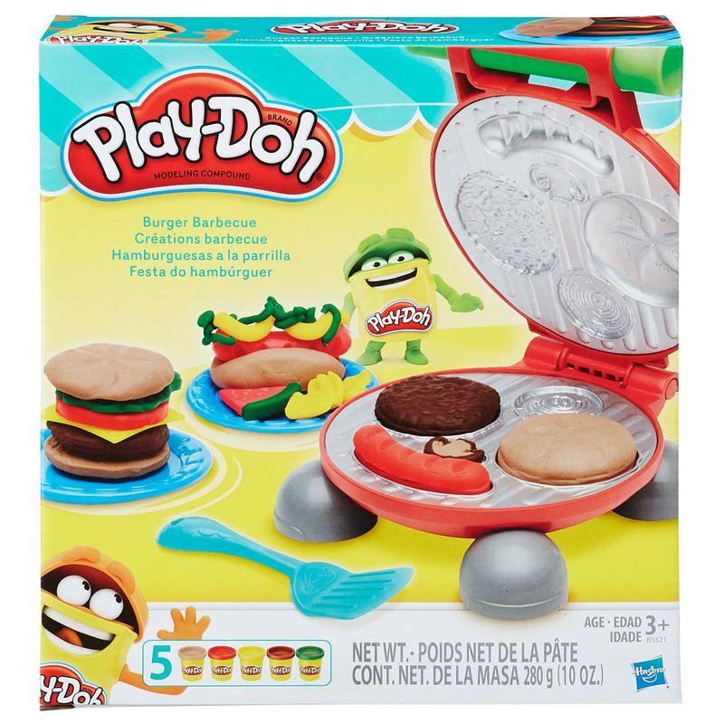 Massa-de-Modelar-Play-Doh---Festa-do-Hamburger---Hasbro