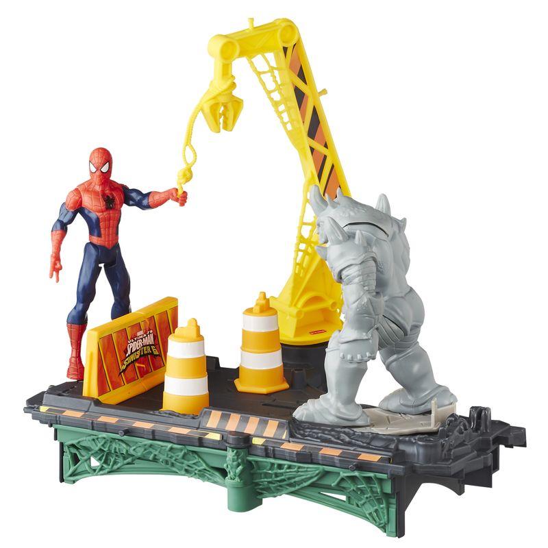 B7199-plaset-web-city-rhino-homem-aranha-marvel-hasbro-2