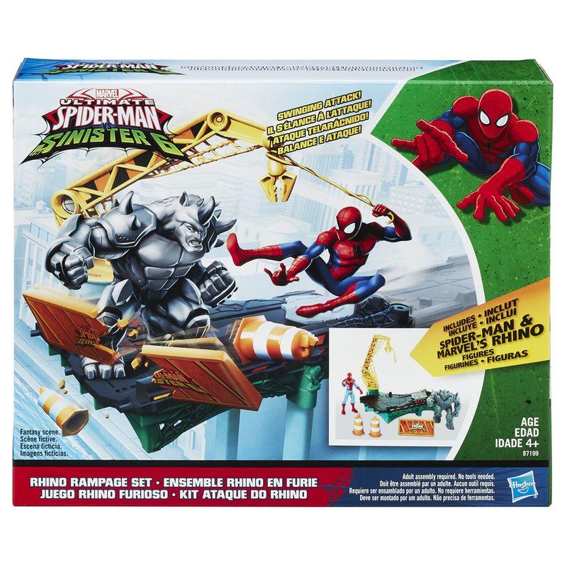 B7199-plaset-web-city-rhino-homem-aranha-marvel-hasbro-3