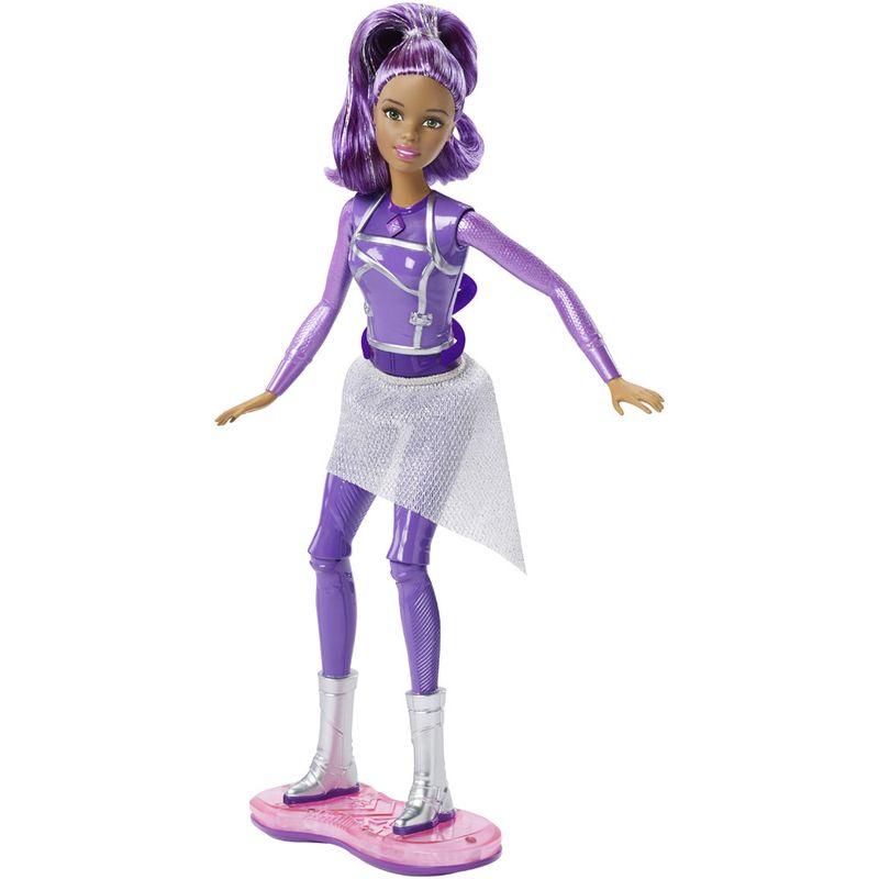 Boneca Barbie - Aventura nas Estrelas - Amiga com Hoverboard - Mattel