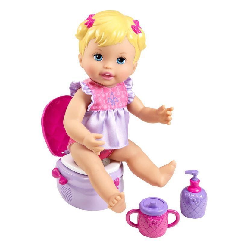 Boneca-Little-Mommy---Peniquinho---Vestido-Lilas---Mattel