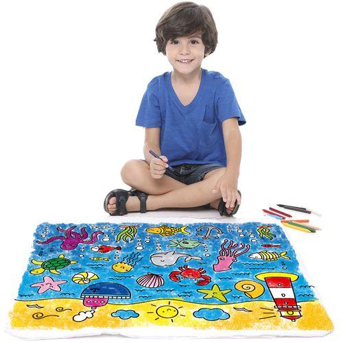 Tapete de Atividades - Tapete para Pintar Coré - Toyster